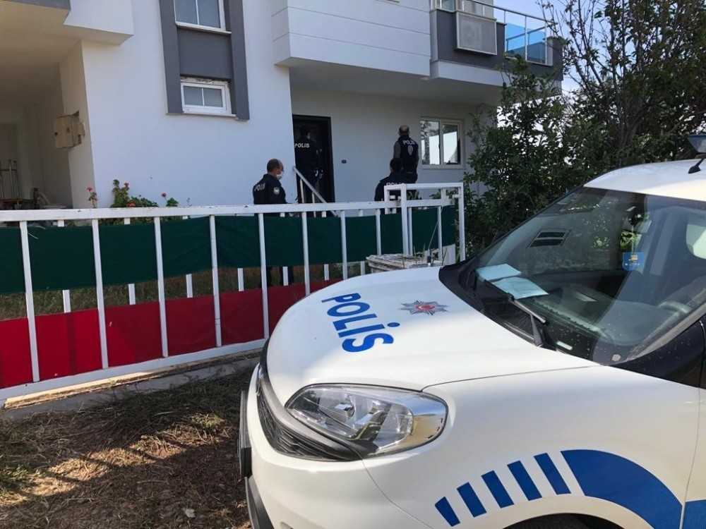 """Antalya Valisi'nin """" İlginç olaylar yaşanıyor, işin ciddiyetini anlayamayanlar var"""" dediği olayın adresi villa mühürlendi"""