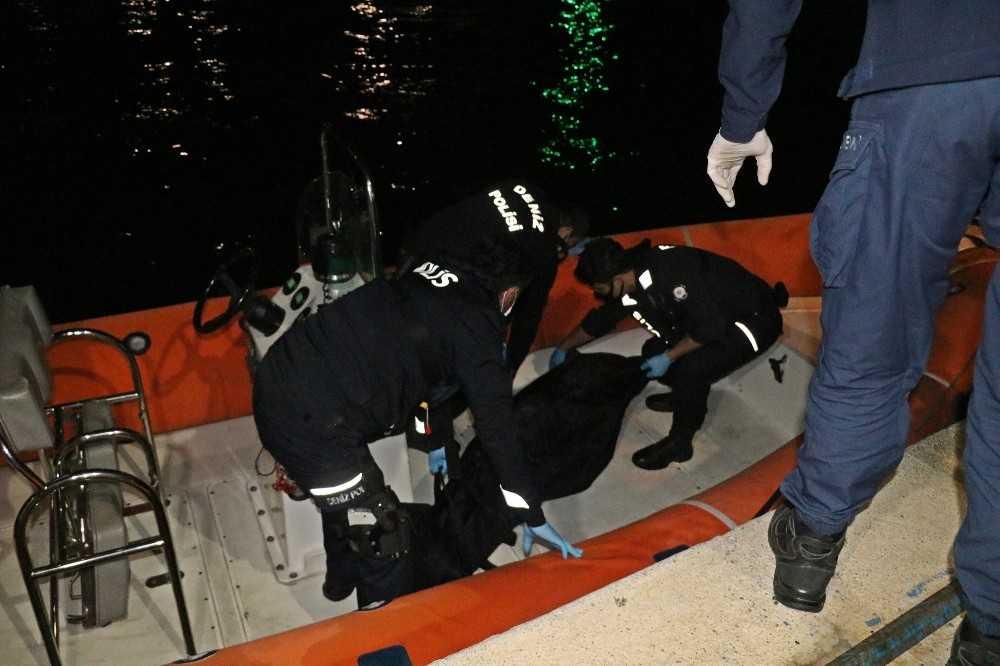 Antalya'da yabancı uyruklu kadının feci ölümü