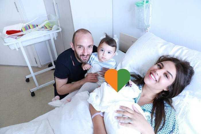 Aytemiz Alanyaspor Kaptanı Efecan Karaca, ikinci kez baba oldu