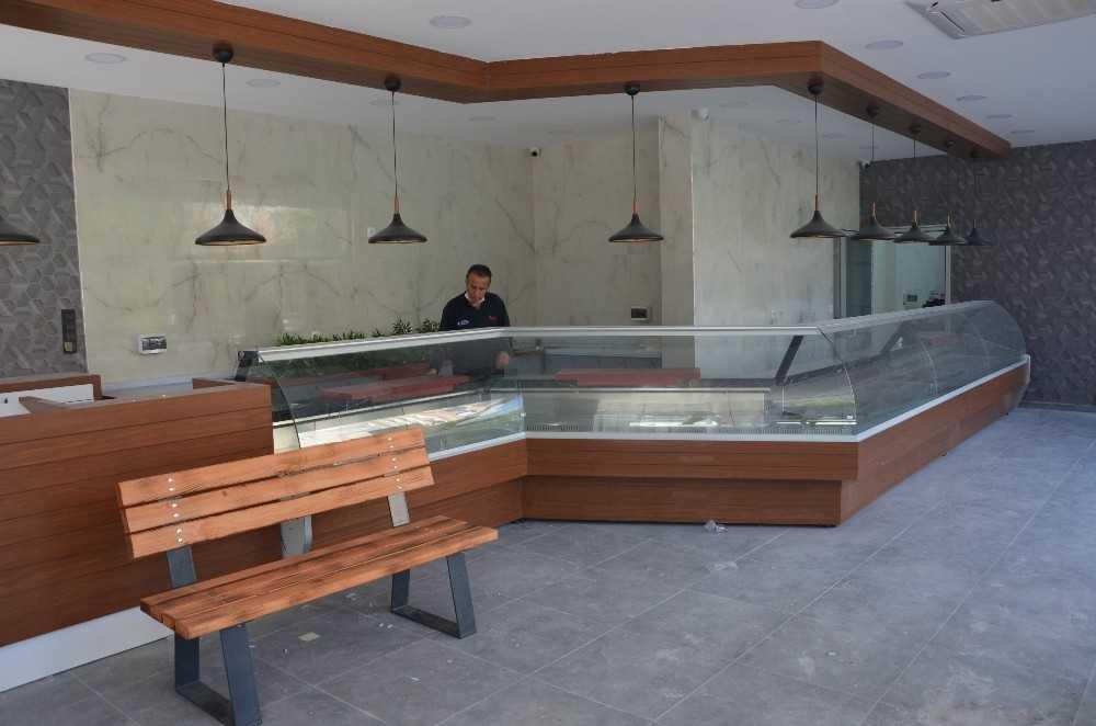 Halk Et Alanya Mağazası 6 Mayıs'ta hizmete giriyor