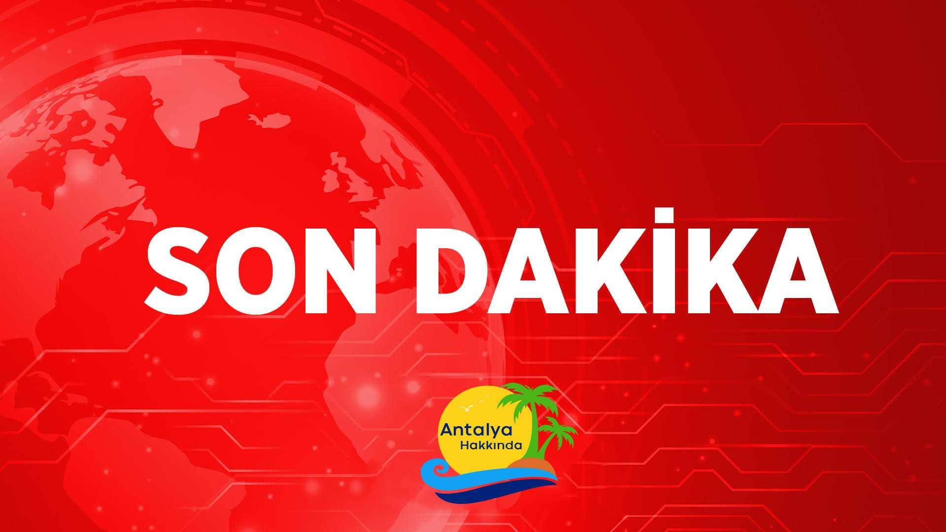 Son dakika haberi İçişleri'nden sokağa çıkma kısıtlaması genelgesi! Antalya'da kısıtlama yok.