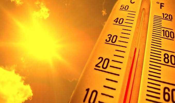 Antalya Meteorolojik Değerlendirme Hava Sıcaklıklarının Hissedilir Derecede Yükselmesi