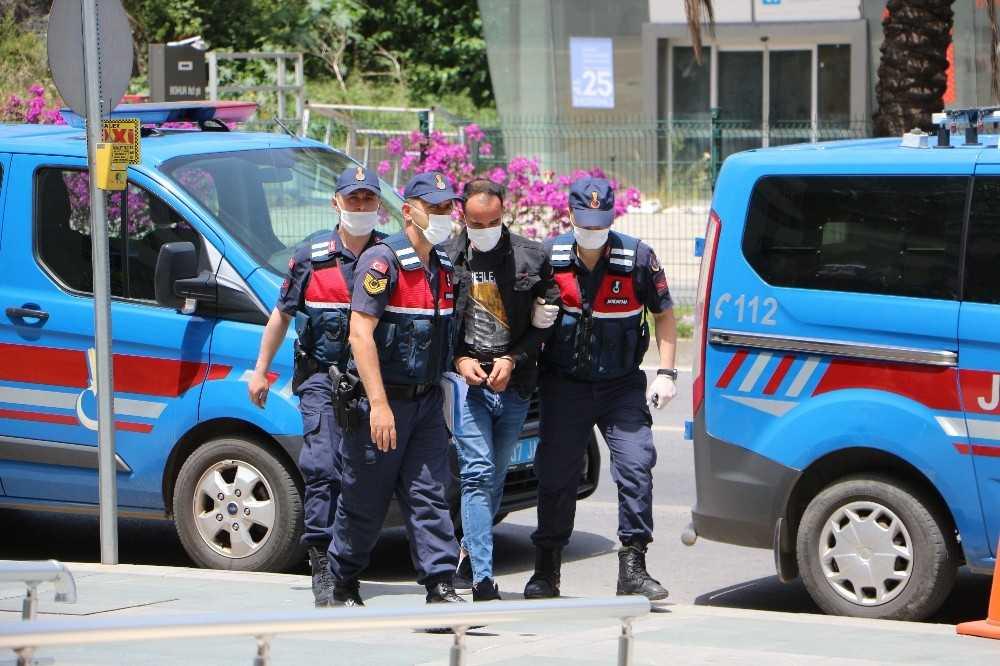 Alanya Cumhuriyet Başsavcılığı'nın itirazı tutuklattı