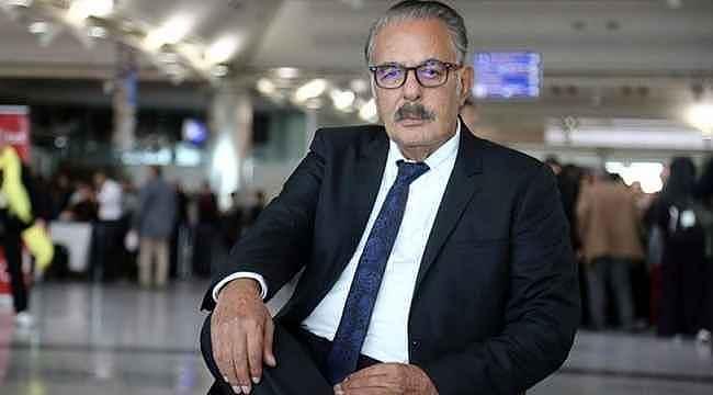 Antalya'da tedavi gören Ferdi Tayfur'a oğlunun böbreği nakledildi.