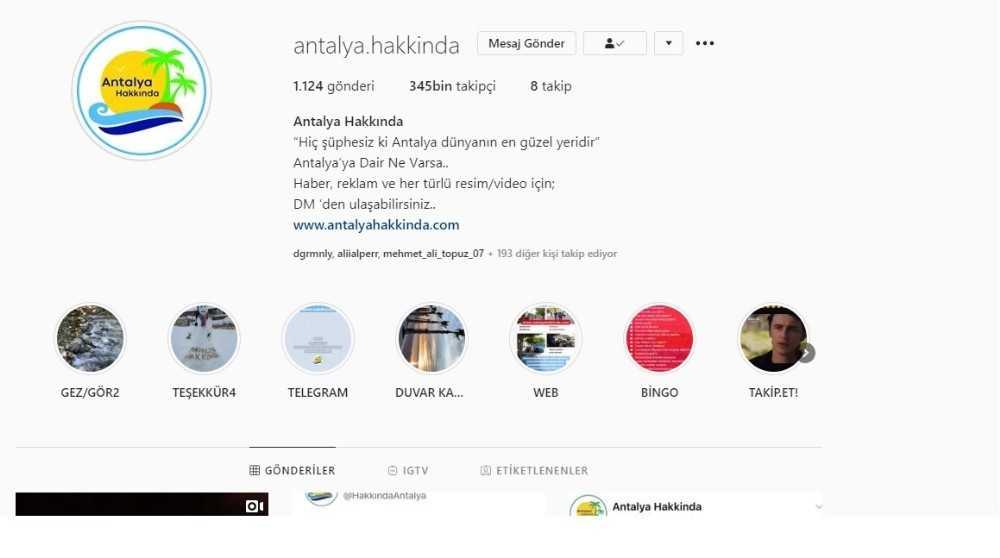 'Antalya Hakkında' takipçilerin bakış açısıyla olayları gündeme taşıyor