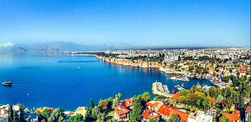 Antalya okuma yazma bilen iller sıralamasında birinci oldu.