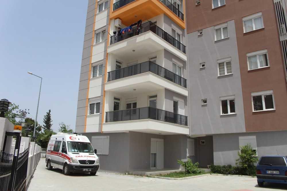 Antalya'da Rus kadının şüpheli ölümü