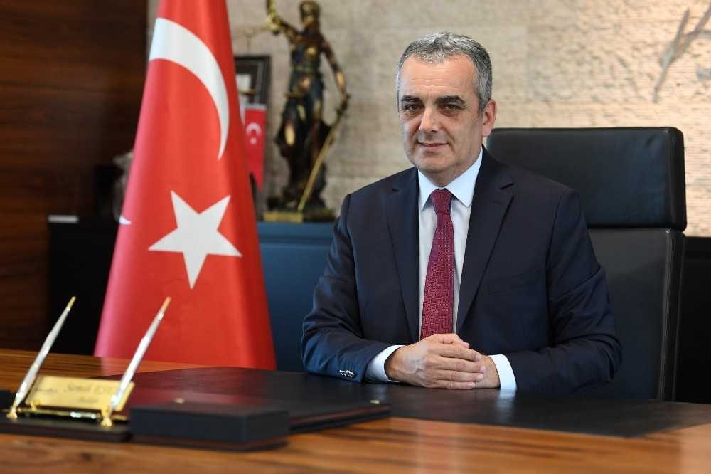 Başkan Esen vatandaşların Ramazan Bayramı'nı kutladı