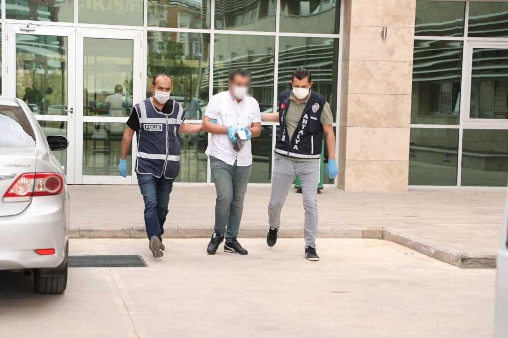 Dolandırıcının 'Polis Murat' numarası tutmadı