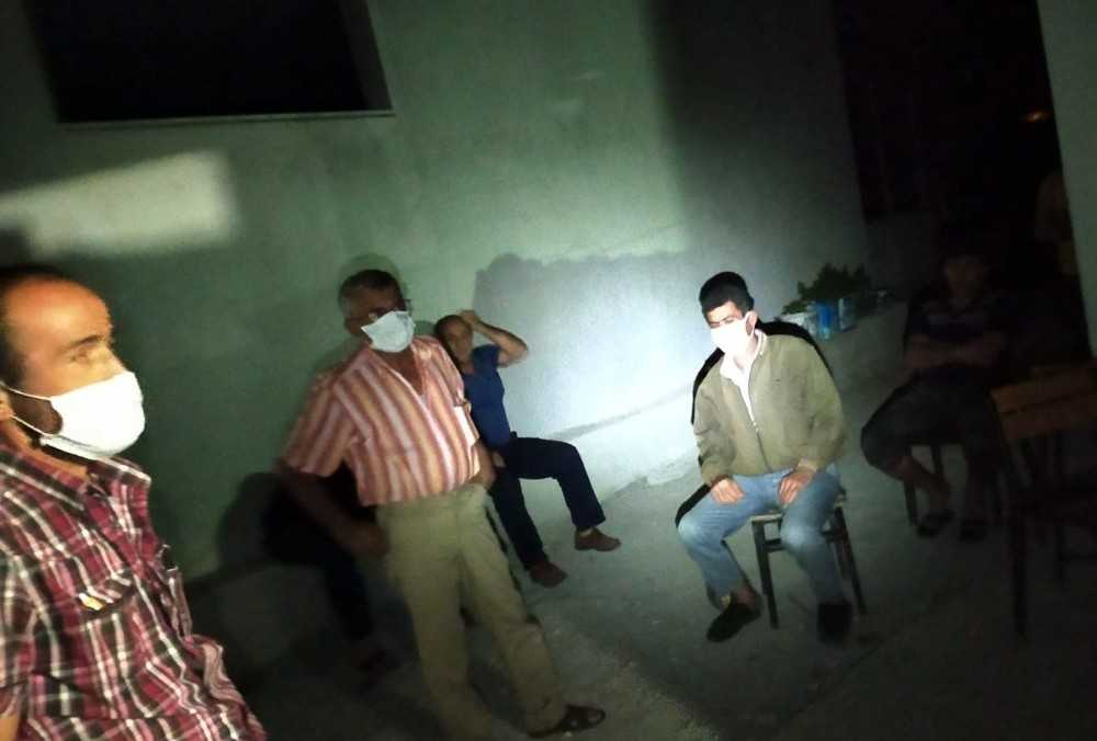 Kaş'ta kumar oynayan 7 kişiye, 33 bin TL ceza
