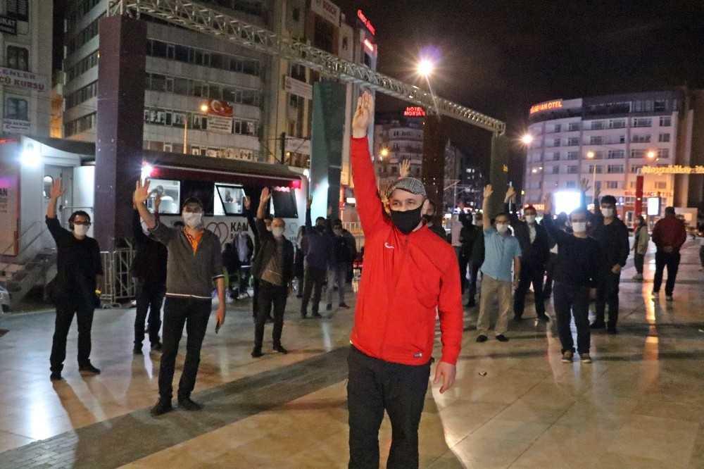 Kızılay'a destek için bir meydan okuma da Antalya'dan