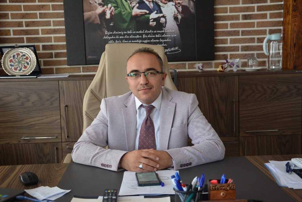 """Korkuteli'nden """"Biz Bize Yeteriz Türkiyem""""e 34 bin TL"""