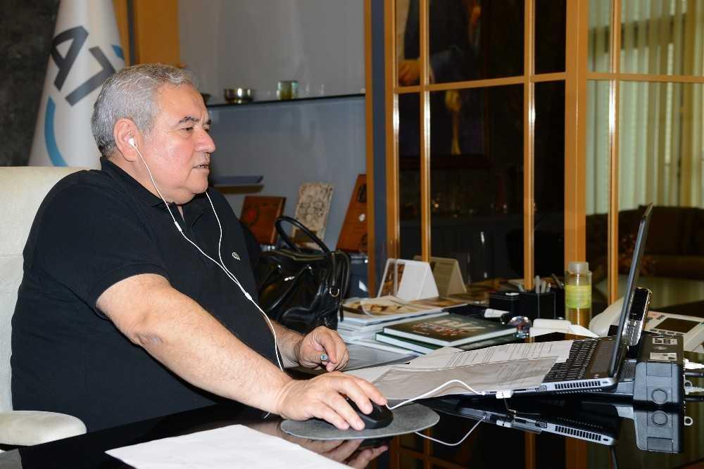 """KORMER OSB Başkanı Çetin: """"Mermer OSB alt yapı çalışmaları tamamlandı"""""""