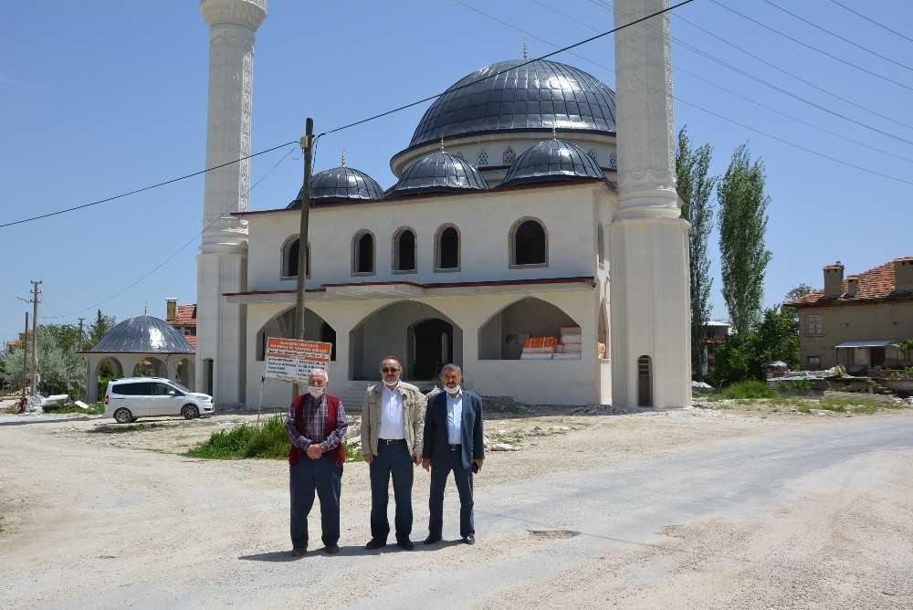 Müftü Osman Artan, Şehzade Korkut Cami'ni inceledi