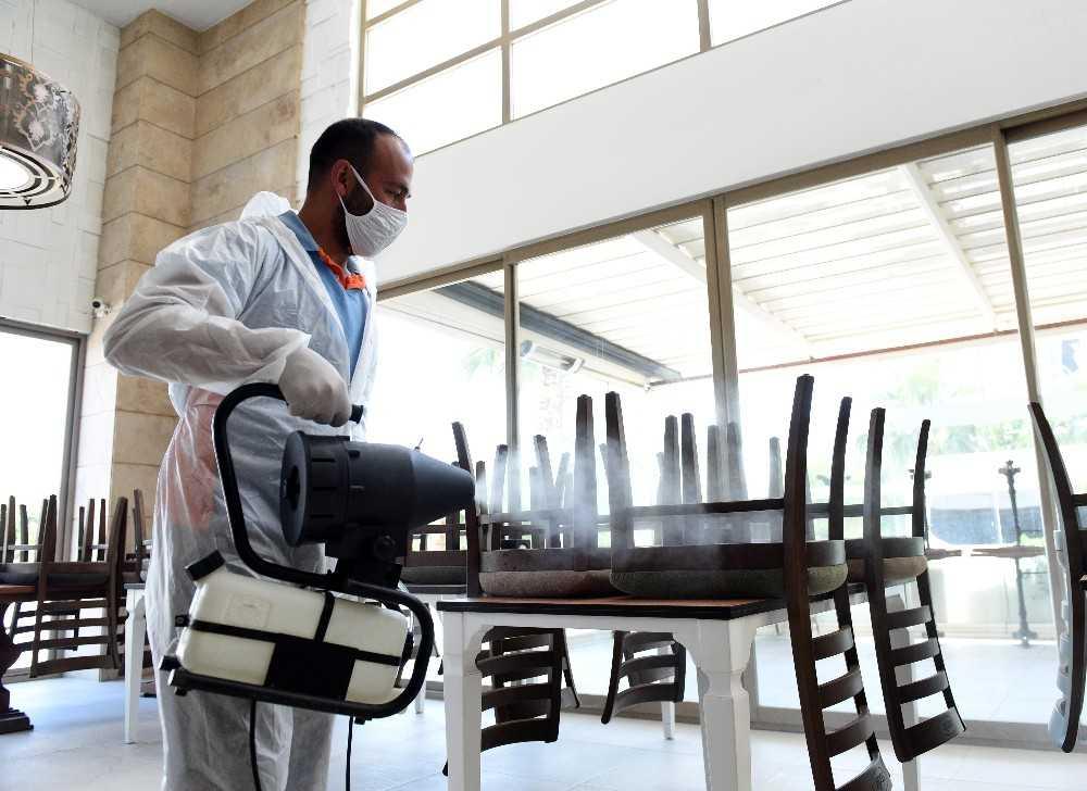 Restoran ve lokantalar 1 Haziran'a hazırlanıyor