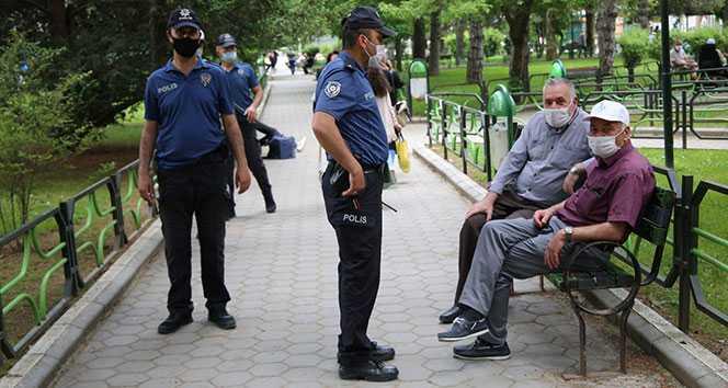 81 ilde 'Huzurlu Sokak Uygulaması'nda 63 bin 139 iş yeri denetlendi