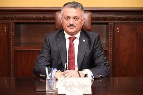 Antalya Valisi Ersin Yazıcı oldu