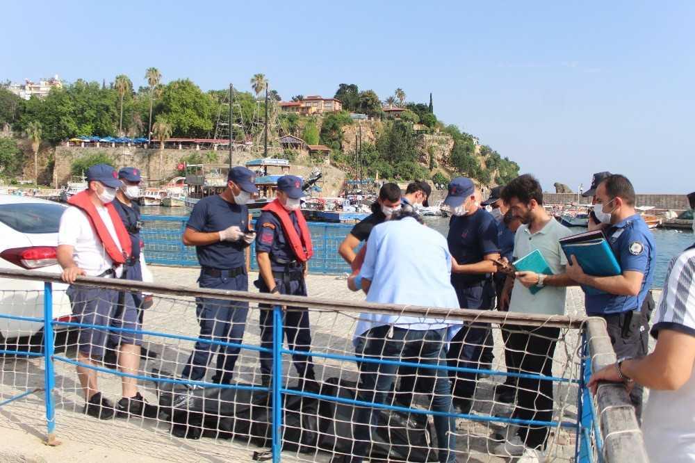 Antalya'da denizdeki cesedin kimliği belli oldu