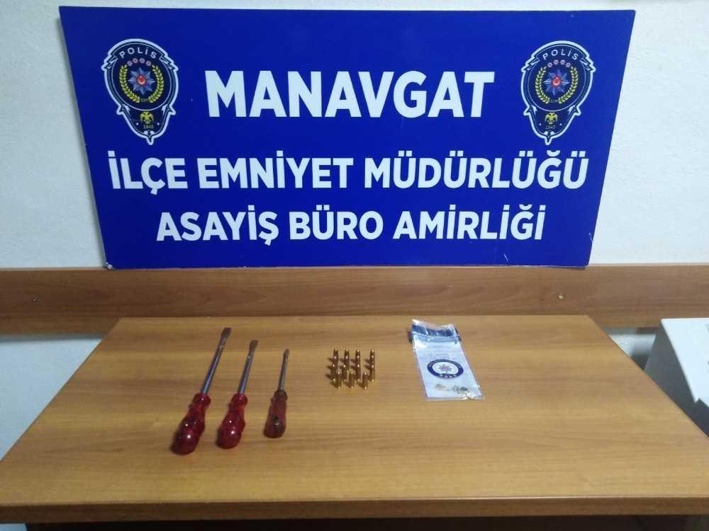 Antalya'da hapis cezası bulunan 4 şüpheli yakalandı