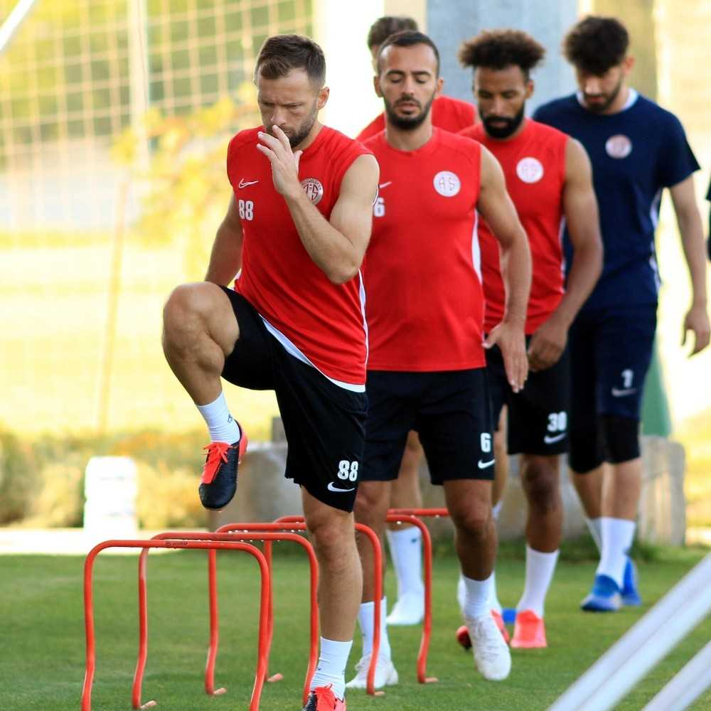 Antalyaspor ikinci yarının en iyi çıkış yapan 4. takımı