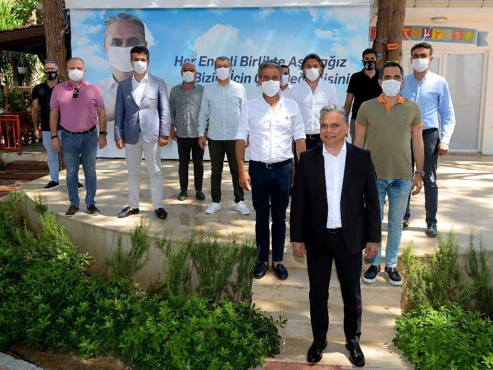 Başkan Uysal, 'Daha iyisi için çalışacağız'