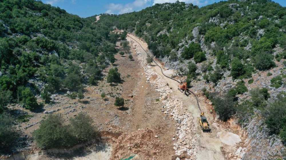 Demre'ye kapalı devre sulama sistemi