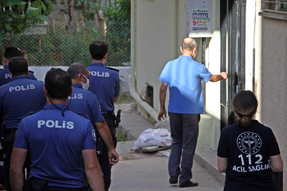 Tedavi için Antalya'ya gelen adam, arkadaşının evinde ölü bulundu
