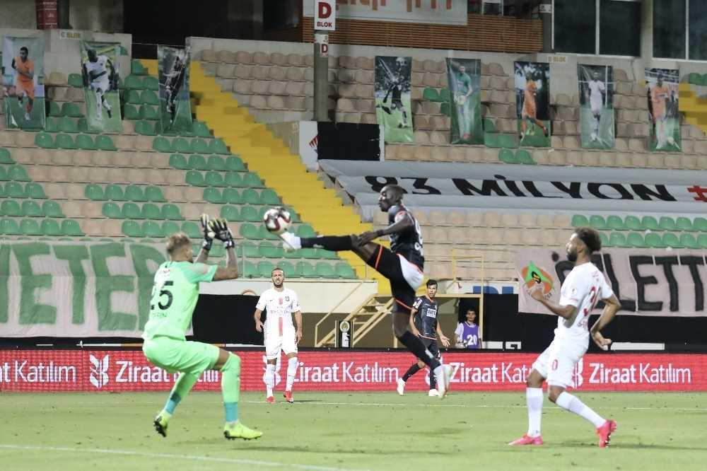 Ziraat Türkiye Kupası: Alanyaspor: 4 – Antalyaspor: 0 (Maç sonucu)
