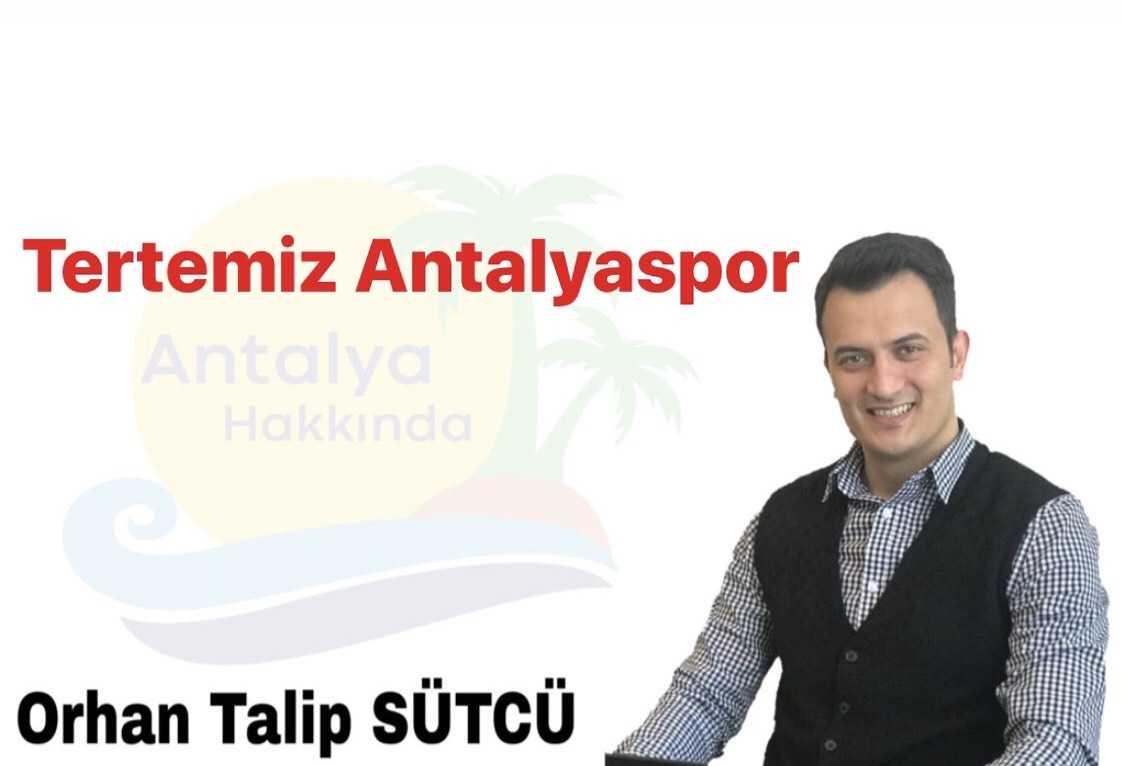 TERTEMİZ ANTALYASPOR