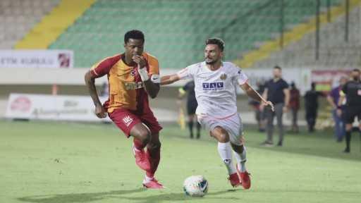 Alanyaspor – Galatasaray maçından kareler -2-