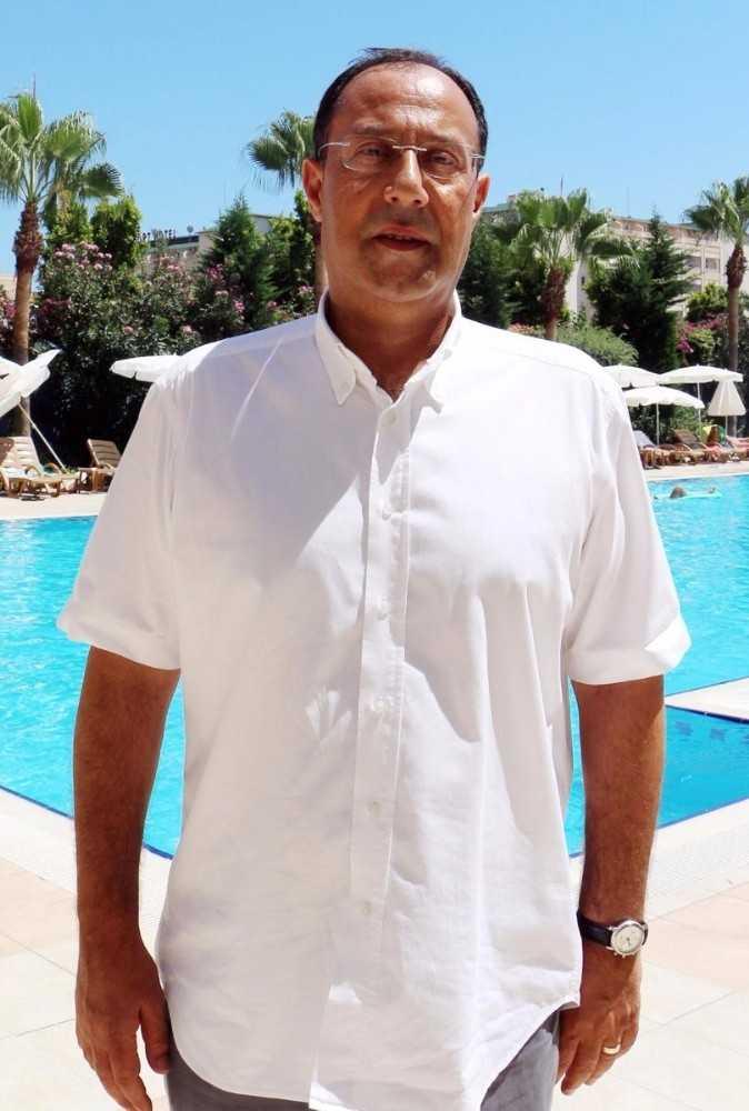 """ALTİD Başkanı Sili: """"Kısa zamanda Almanya ile Türkiye arasında turizm hareketliliği başlayacak"""""""