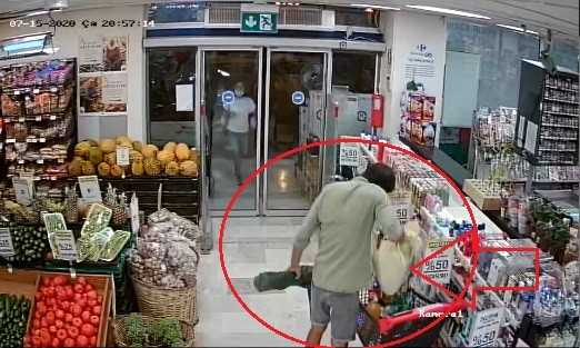 Antalya'da hırsızlık şüphelisi tutuklandı