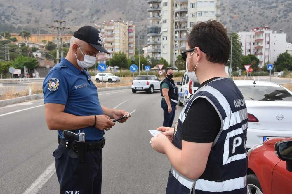 Antalya'da huzur güven uygulaması