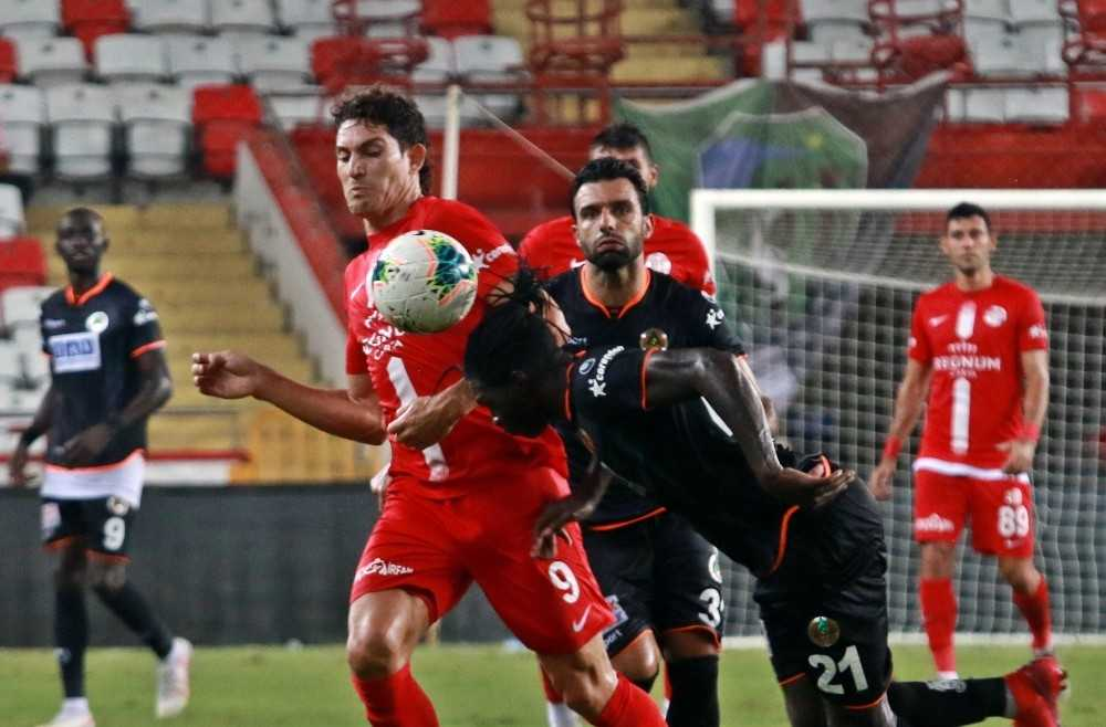 Antalyaspor'da hedef 2'de 2 yapmak