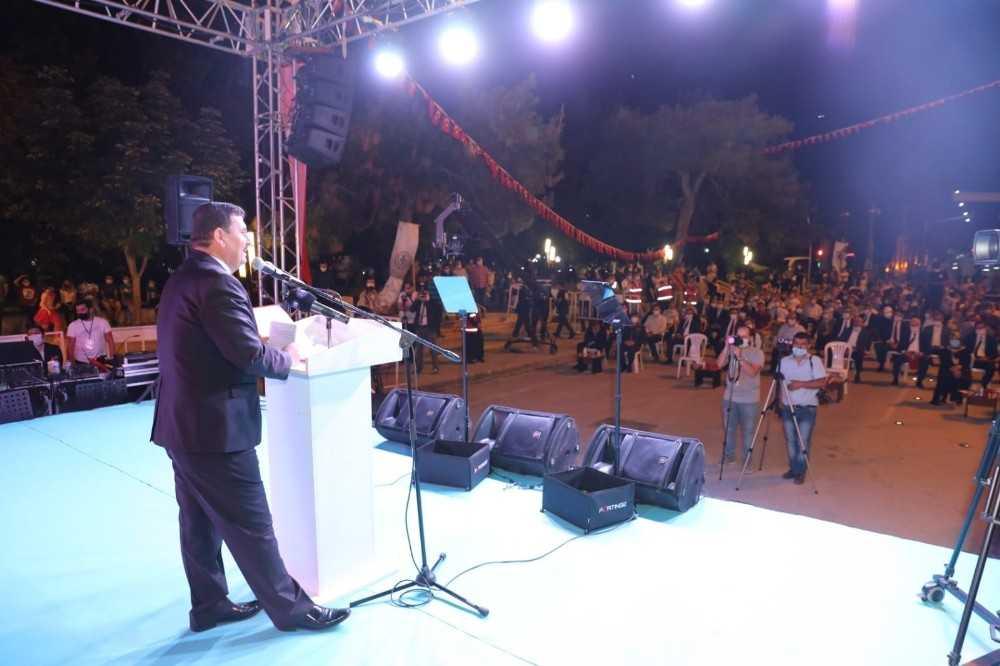 Burdur'da 15 Temmuz Demokrasi ve Milli Birlik Günü  etkinlikleri