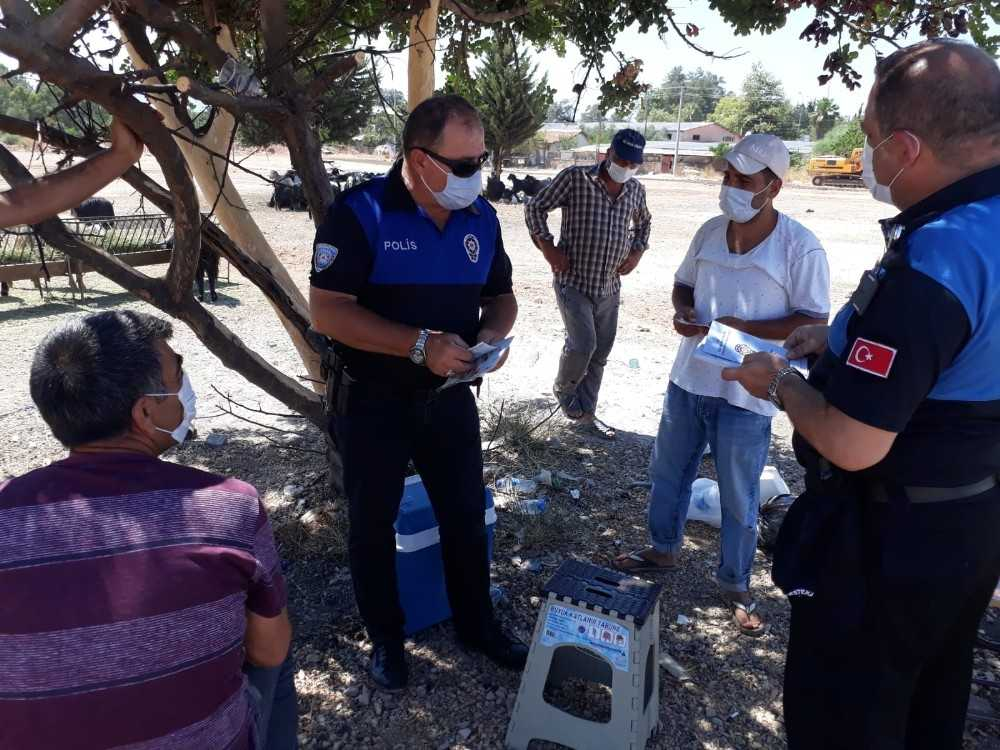 Kurban Bayramı öncesi polisten sahte para uyarısı
