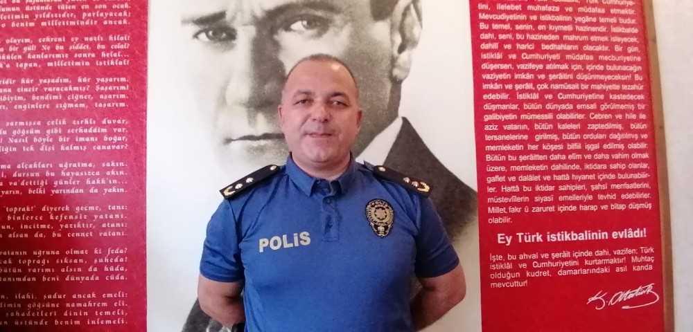 Manavgat İlçe Emniyet Müdürlüğüne Zafer Karaarslan atandı