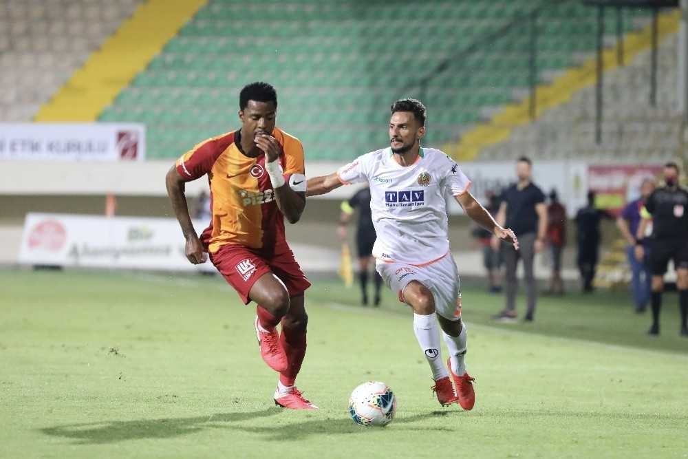 Süper Lig: Aytemiz Alanyaspor: 4 – Galatasaray: 1 (Maç sonucu)