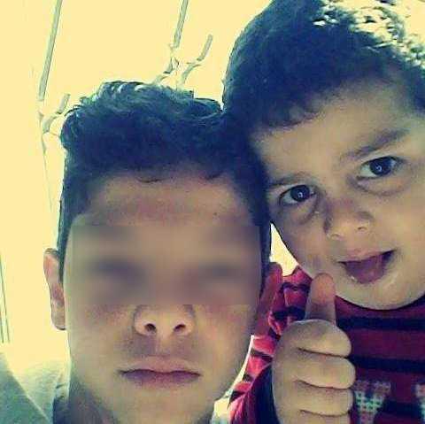 8 yaşındaki kardeşini öldürdüğünü, polis merkezine giderek itiraf etti
