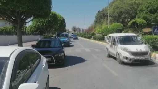 Antalya'da 1 milyon liralık uyuşturucu operasyonu :8 tutuklama