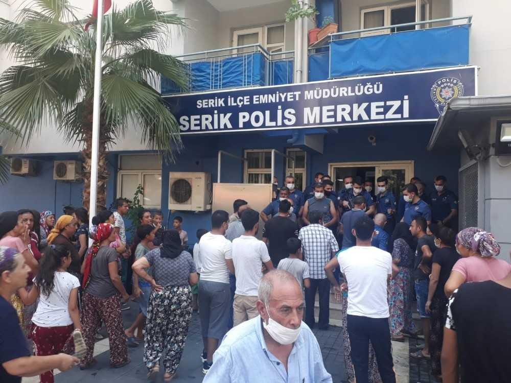 Antalya'da eşini bıçaklayarak öldüren zanlı yakalandı