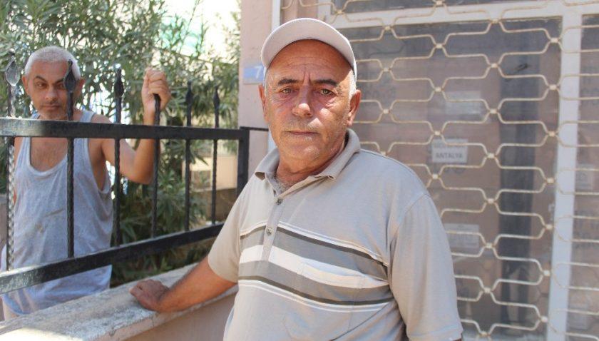 Antalya'da görme engelli vatandaş 4 çocuğu yangından kurtardı