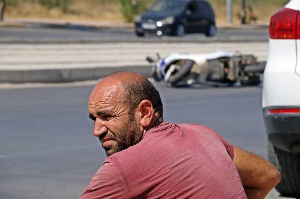 Antalya'da 'güler misin, ağlar mısın' dedirten kaza