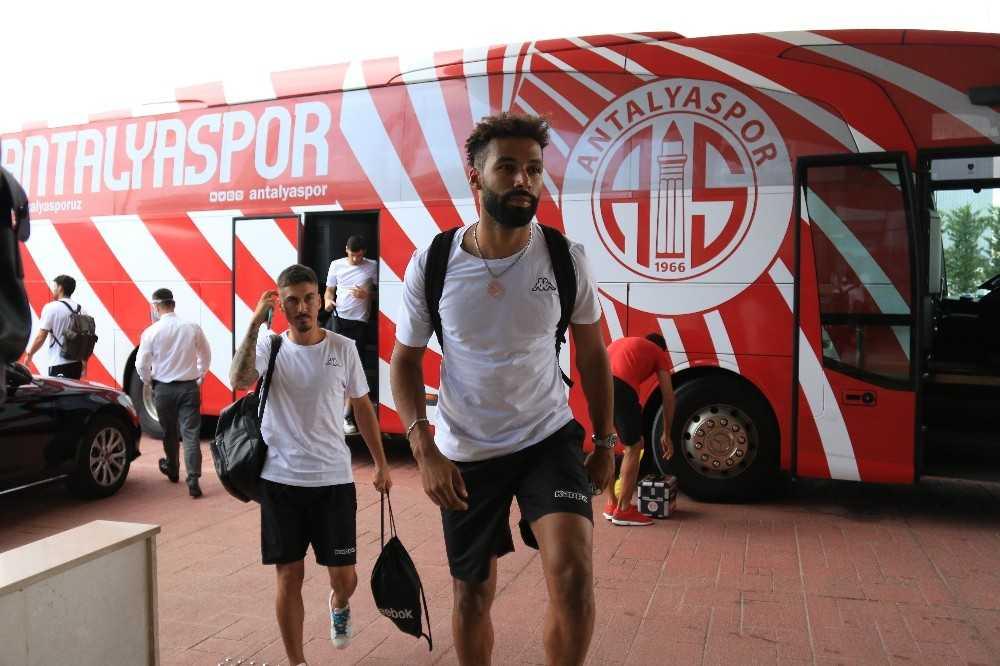 Antalyaspor'un kamp programı belli oldu