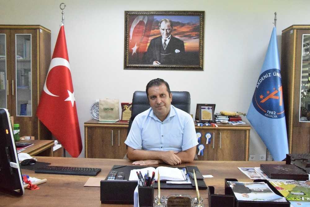 AÜ Ziraat Fakültesi Dekanı Davut Karayel'den EXPO 2016 önerisi