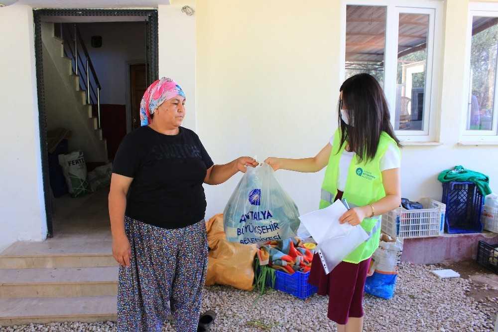 Büyükşehir 'çölyak' hastalarına glutensiz gıda yardımı
