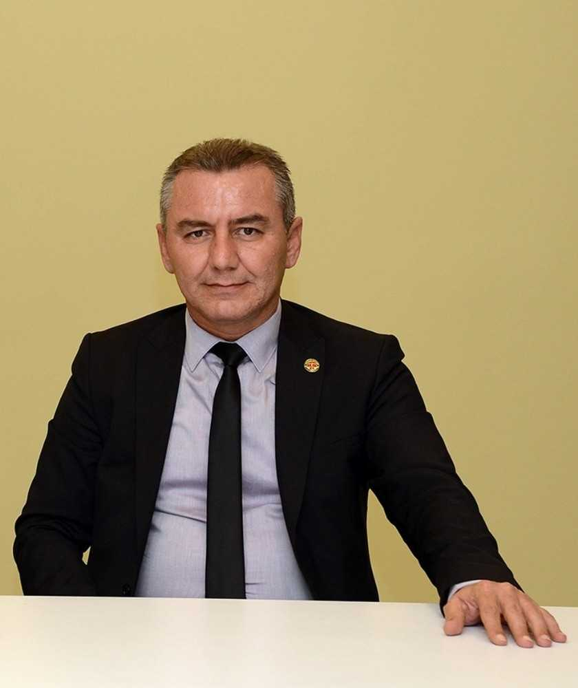 Bypass olan Baro Başkanı Polat Balkan'ın sağlık durumu iyi