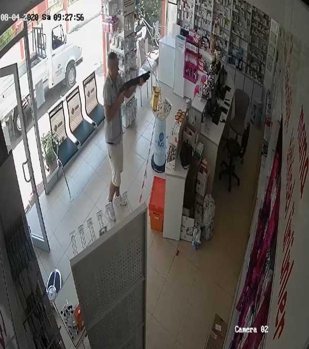 """Eczaneye pompalı tüfekle saldıran şüpheli: """"Alkollüydüm, korkutmak amaçlı saldırdım"""""""