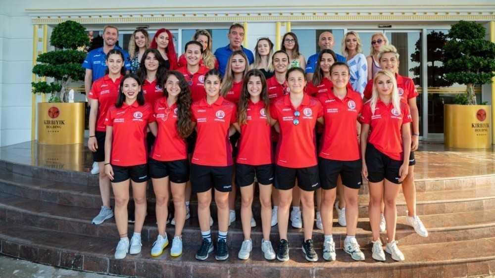 Kırbıyık A.Ş futbol takımı hazırlıklara başladı
