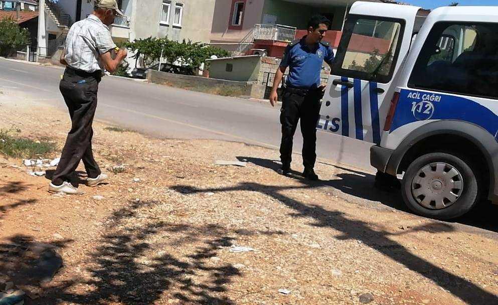 Köpeğe uygunsuz harekette bulunan yaşlı adam serbest bırakıldı
